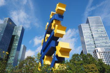 Zentralbank Frankfurt Euro